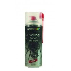 Tepalas neguolinėms dviračių dalims 400ml MOTIP