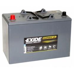 Akumuliatorius EXIDE 85 Ah 460 A EN 12V
