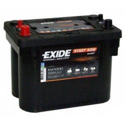 Akumuliatorius EXIDE 50 Ah 800 A EN 12V AGM