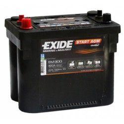 Akumuliatorius EXIDE 42 Ah 700 A EN 12V AGM