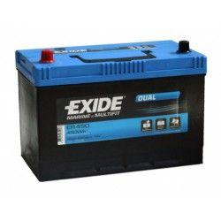 Akumuliatorius EXIDE 95 Ah 650 A EN 12V