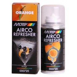 "Kondicionierių gaiviklis/Apelsinų kvapo ""Airco Freshner"" 150ml MOTIP"