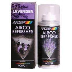 "Kondicionierių gaiviklis/Levandų kvapo ""Airco Freshner"" 150ml MOTIP"
