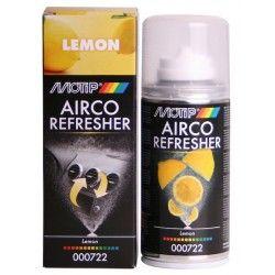 "Kondicionierių gaiviklis/Citrinų kvapo ""Airco Freshner"" 150ml MOTIP"