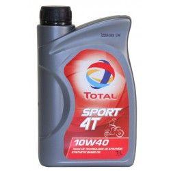 Alyva HI-PERF Sport 4T TOTAL 10W/40 Pusiau sintetinė Varikliams 1 l