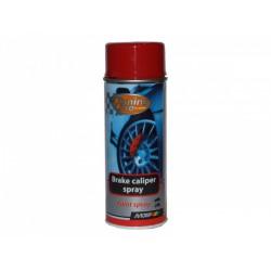 """Stabdžių suporto dažai raudoni """"Brake Caliper Spray"""" 400ml MOTIP"""