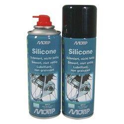 """Dviračių silikoninis purškalas """"Silicone spray"""" 200ml MOTIP"""