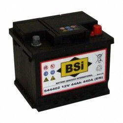 Akumuliatorius BSI 44 Ah 440 A EN 12V