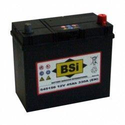 Akumuliatorius BSI 45Ah 330A EN 12V