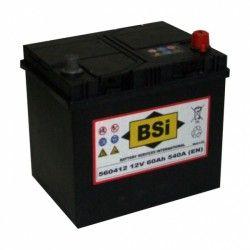 Akumuliatorius BSI 60 Ah 540 A EN 12V