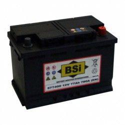 Akumuliatorius BSI 77 Ah 780 A EN 12V