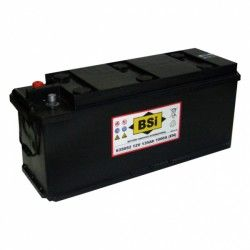 Akumuliatorius BSI 135 Ah 1000 A EN 12V