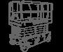 Akumuliatoriai kėlimo platformoms