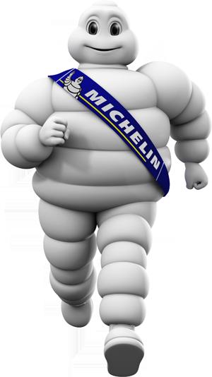 Michelin žmogeliukas
