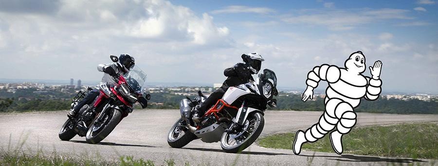 Naujas 2019 moto sezonas su Michelin