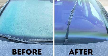 Tai, ko reikia automobiliui žiemai