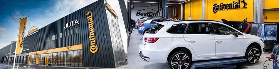 Pristatome pirmąjį BestDrive automobilių apžiūros centrą Lietuvoje