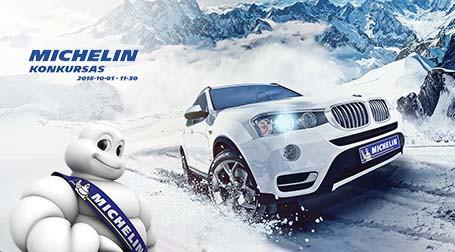 Michelin konkursas!
