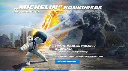 Michelin konkursas 2016!