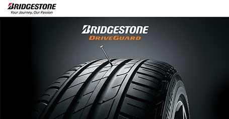 Naujiena! Bridgestone Driveguard