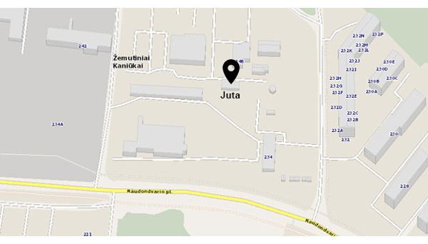 JUTA Vilijampolės filialas
