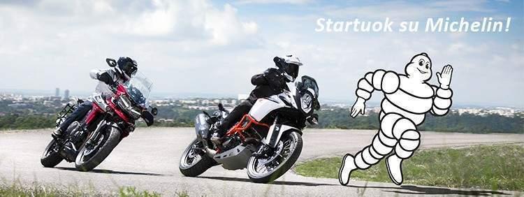 Pasiruošk sezonui su Michelin!