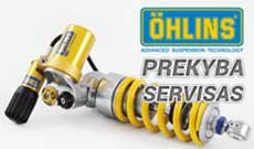 OHLINS atstovas Lietuvoje
